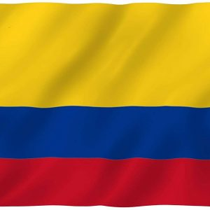 Country Flag (3 x 5) - Colombia 3