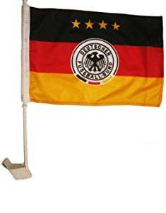 Car Flag - Germany-FA 6