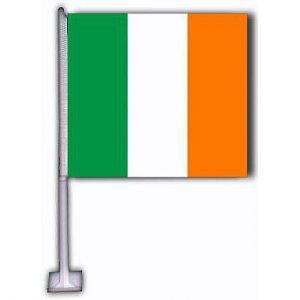 Car Flag - Republic of Ireland 1