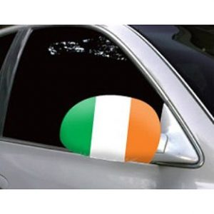 Car Mirror Cover - Republic of Ireland 2