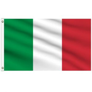 Country Flag (3 x 5) - Italy 4