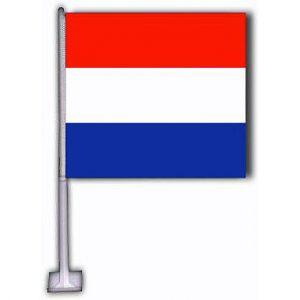 Car Flag - Netherlands 1