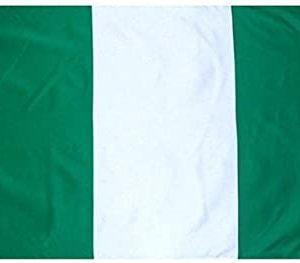 Country Flag (3 x 5) - Nigeria 1
