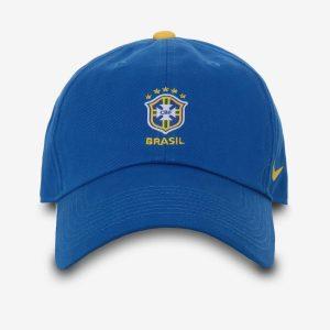 Nike Brazil Blue Cap 6