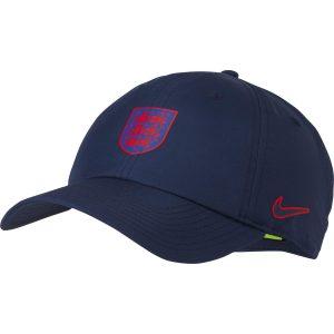 Nike England Navy Blue Cap 6
