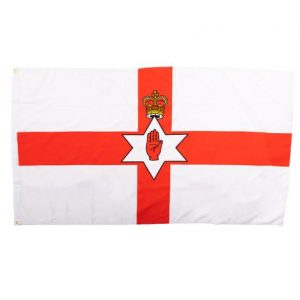 Country Flag (3 x 5) - Northern Ireland 2