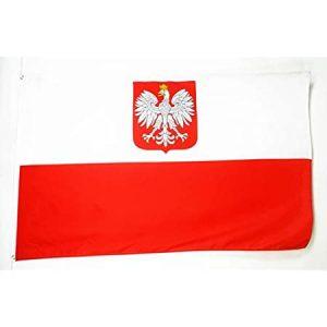 Country Flag (3 x 5) - Poland 3