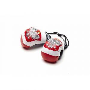 Mini Boxing Glove Set - Poland 4