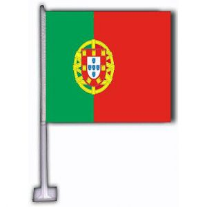 Car Flag - Portugal 1