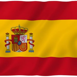 Country Flag (3 x 5) - Spain 3