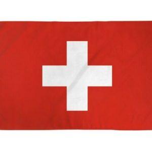 Country Flag (3 x 5) - Switzerland 2