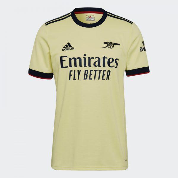 Arsenal Away Jersey