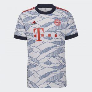 image of FC Bayern third jersey
