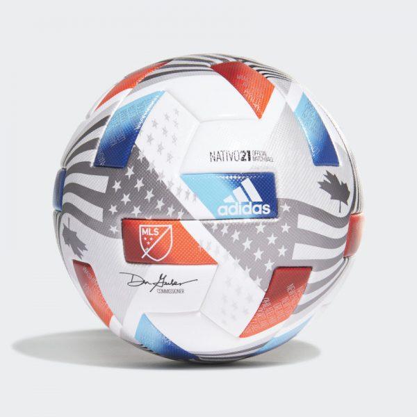 Image of Adidas Nativo MLS Pro Match Ball