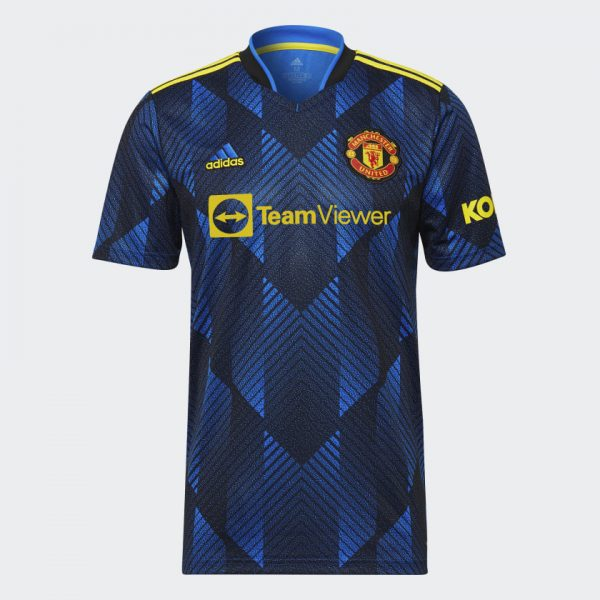 Image of Manchester United 3rd Jersey