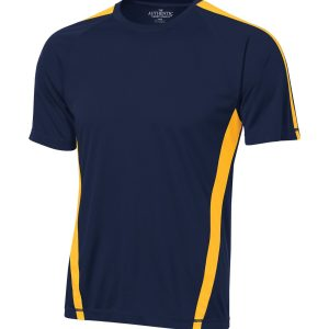 image of ATC navy and gold jersey