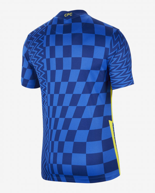image of back of Chelsea Jersey
