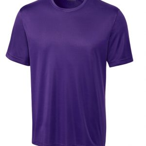 image of royal purple clique spin jersey