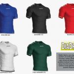image of diadora Conquer Elite jersey set