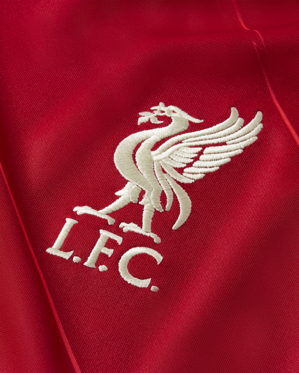 Image of Liverpool Home jersey crest