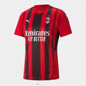 image of AC Milan home Jersey