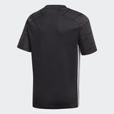 image of adidas campeon jersey back