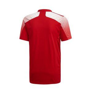 image of adidas regista jersey back