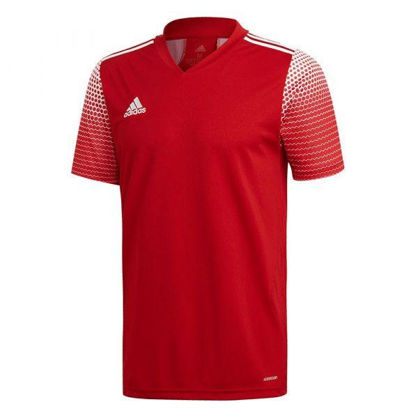 image of adidas regista 20 red jersey men's