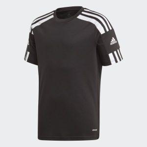 image of adidas squadra black jersey men's