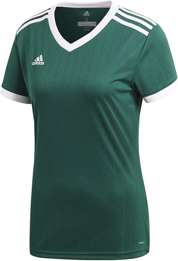 image of adidas tabela green jersey women's