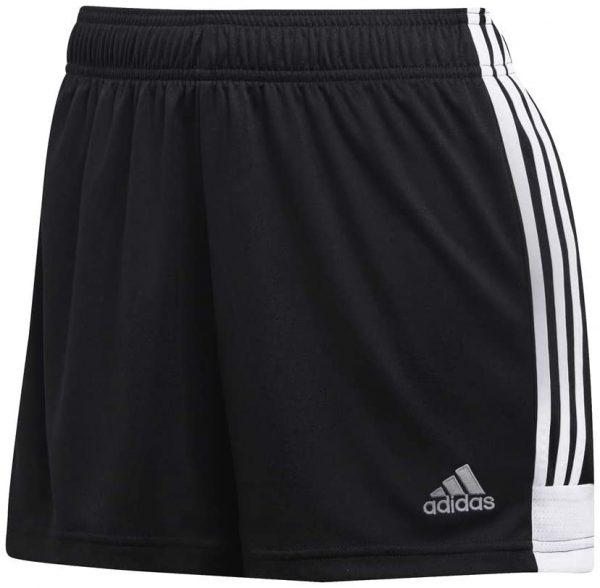 image of adidas tastigo black shorts