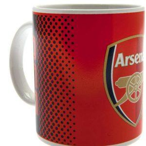 image of arsenal crest mug