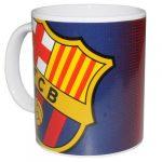 image of barcelona crest mug