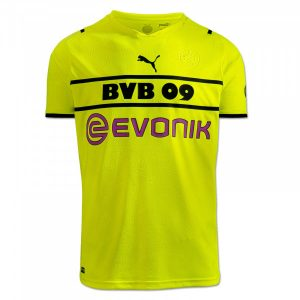 image of borussia dortmund 21-22 cup jersey front