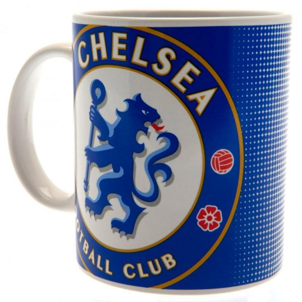 image of chelsea crest mug