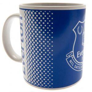 image of everton crest mug