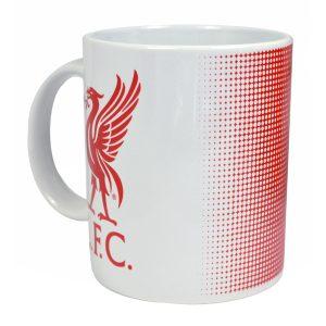 image of liverpool crest mug