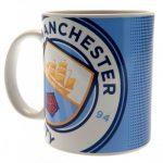 image of manchester city crest mug