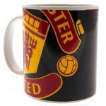 image of manchester united crest mug
