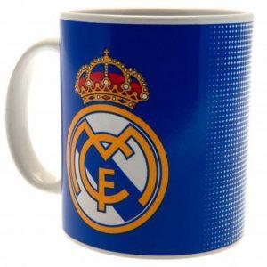 image of real madrid crest mug