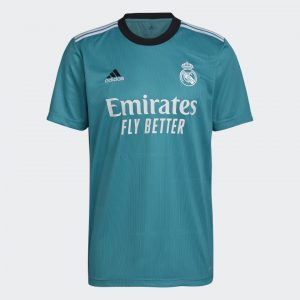 image of real madrid 3rd jersey front