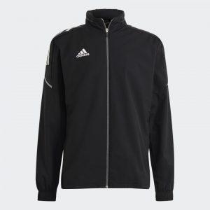 image of adidas condivo all weather jacket