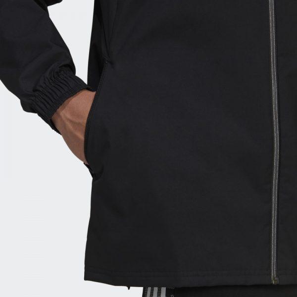 image of adidas condivo all weather jacket pocket