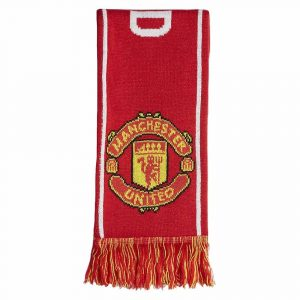 image of adidas manchester united scarf