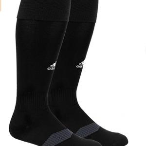 image of adidas metro black socks