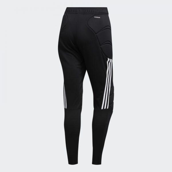 image of adidas tierro goalkeeper pants back