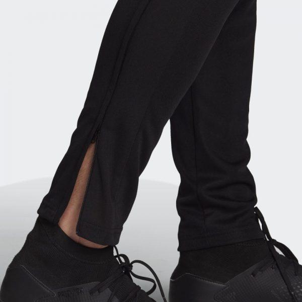 image of adidas tiro black pants bottom