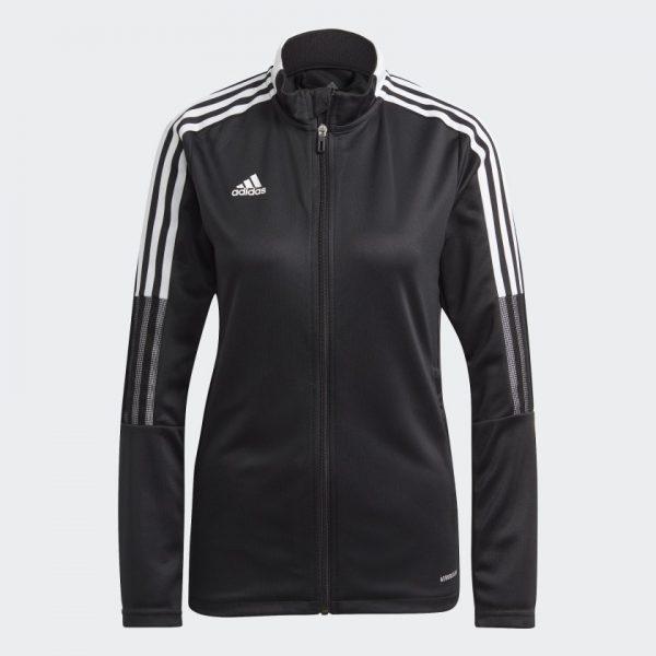 image of adidas tiro black track jacket