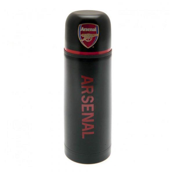 image of arsenal thermal flask