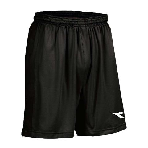 image of diadora dominate shorts black